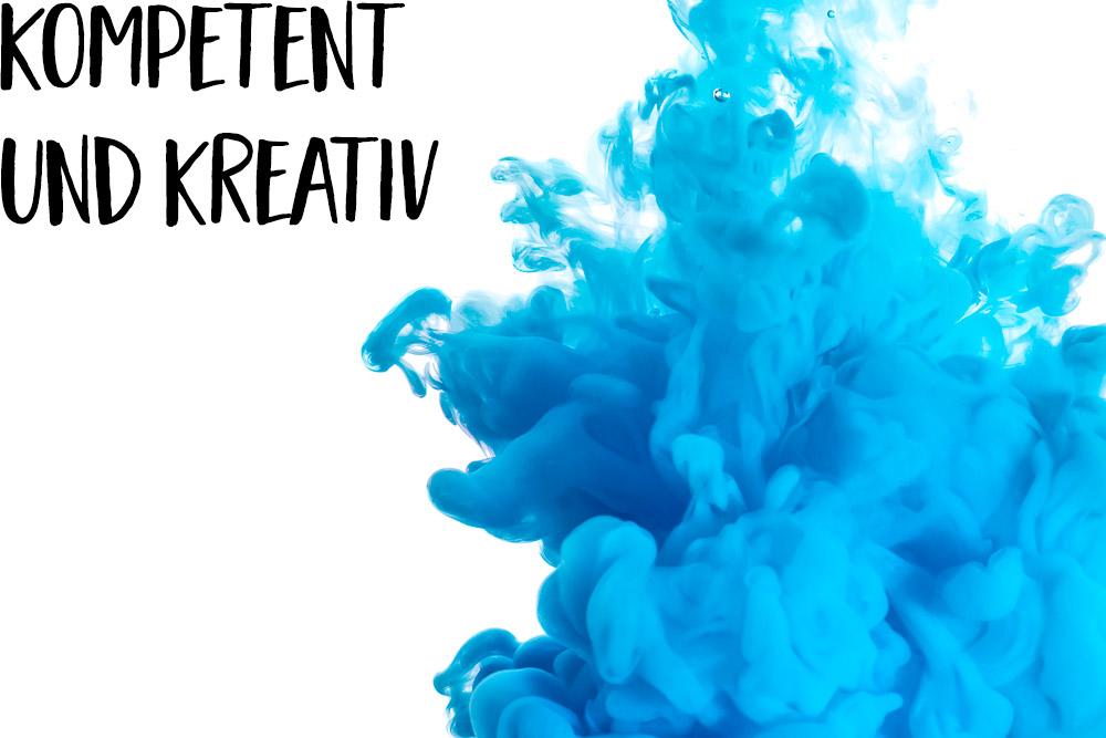 Kompetent und kreativ